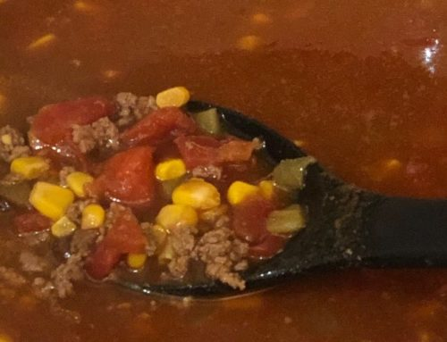 Super Simple Taco Soup